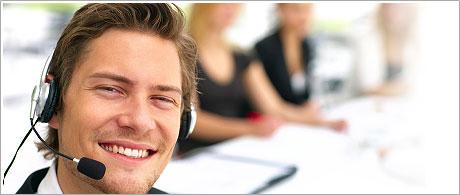 A 24-7 client care service